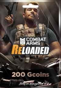 Combat Arms: Reloaded 200 GC + 80 Bonus