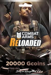 Combat Arms: Reloaded: 20000 Gcoins + 8000 Bonus