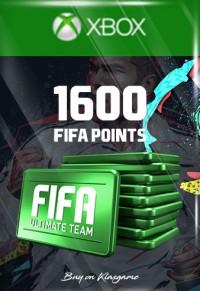 Fifa 20 Xbox 1600 Fifa Points