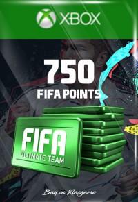 Fifa 20 Xbox 750 Fifa Points