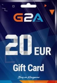 20 Euro G2A Gift Card