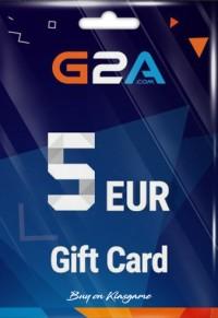 5 Euro G2A Gift Card
