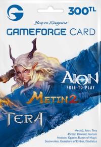 GameForge 300 TL Epin