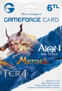 GameForge 6 TL Epin
