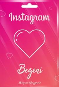 Instagram Beğeni 50 Adet