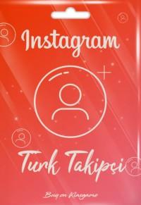 KAMPANYALI ÜRÜN-Instagram Türk Takipçi 1000 Adet