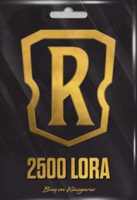 Legends of Runeterra 2500 LORA