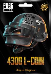 Pubg Lite 4300 L-Coin