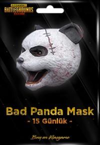 Bad Panda Mask (15 Days)