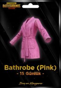 Bathrobe - Pink (15 days)