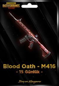 Blood Oath - M416 (15 Days)