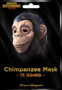 Chimpanzee Mask (15 Days)