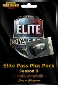 Elite Pass Plus Pack (Season 9) - Her üyeliğe 1 defa alınabilir
