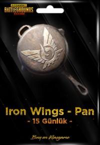 Iron Wings - Pan (15 Days)