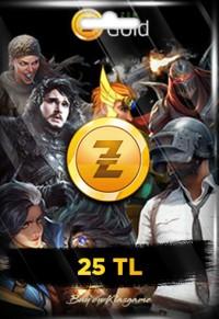 Razer Gold 25 TL