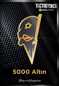 Tactic Force 5000 Altın