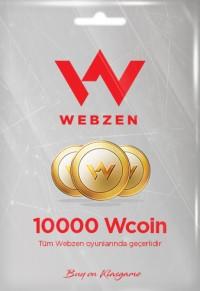 Webzen 10000 Wcoin