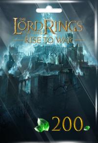 The Lord of the Rings: Rise to War 200 Değerli Taş