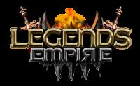 Legens Empire 400 KC + 100 Bonus + 100 Super Bonus