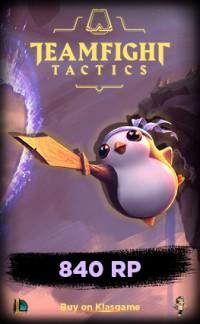 LoL Taktik Savaşları 840 RP