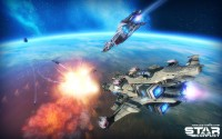 Star Conflict 500 Galactic Standarts