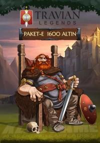 Travian Türkiye E Paket (1600 Altın)
