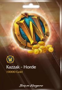 Kazzak Horde - 10.000 Gold