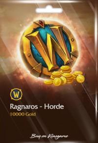 Ragnaros Horde - 10.000 Gold