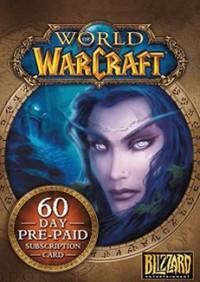 WoW Pre-Paid 60 Days Game Card (EU)