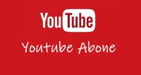 YouTube Abone