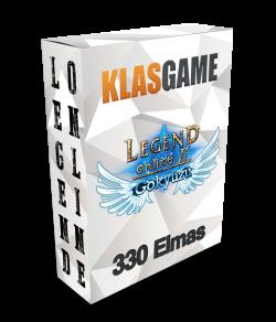 Legend Online 300+30 Elmas EPİN