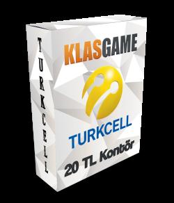 Turkcell 20 TL (Tam)