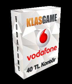 Vodafone 40 TL (Tam)