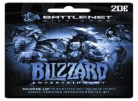 20€ Battlenet Hediye Kartı