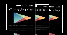 Google Play Kart Satın Al