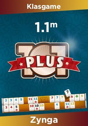 101 Okey Plus 1.1M Chip