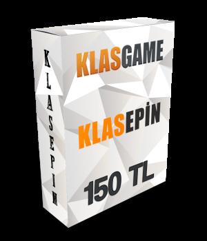 150 TL KLAS EPIN