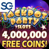 Jackpot Party Slots: ücretsiz Casino Oyunları