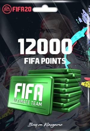 12000 Fifa Points