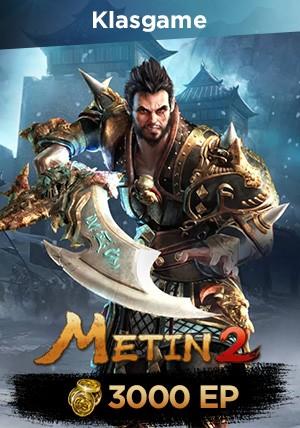 Metin2 300 TRY E-Pin