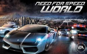 Need For Speed World (İngilizce)