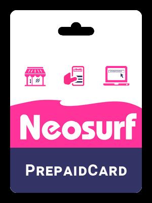 Neosurf Bakiye Kartları