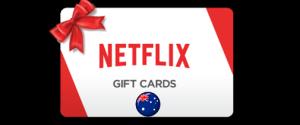 Netflix Gift Card (AUD)