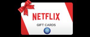 Netflix Gift Card (EU)