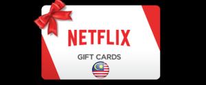 Netflix Gift Card (MYR)