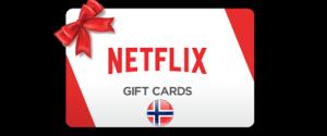 Netflix Gift Card (NO)