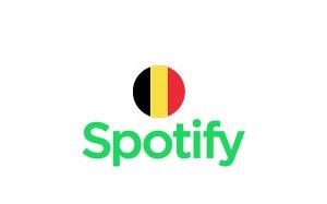 Spotify Premium (BE)