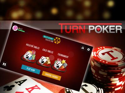 Turn Poker Chip Satışı