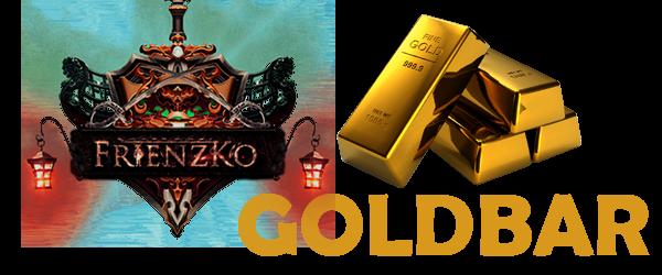 FrienzKO Goldbar