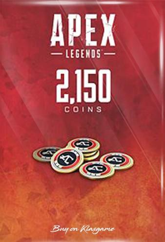 Apex Legends - 2150 Coins